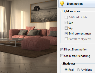 Realistic Illumination